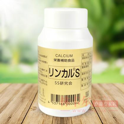 日本林卡尔天然钙_每天4粒科学调理